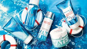 water collection bath and body works
