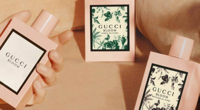 trilogia de perfumes gucci bloom