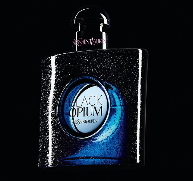Lanzamiento Black opium intense de YSL
