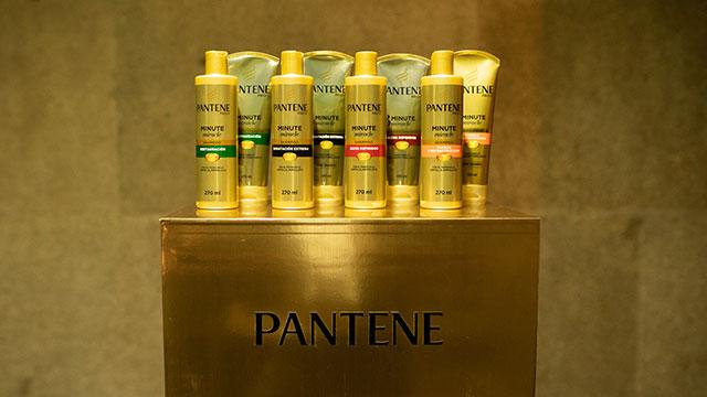 Minute miracle shampoo pantene