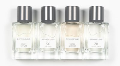 Perfumes de banana republic