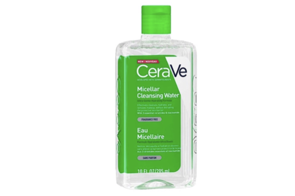 Micelar Cleansing Water, CeraVe