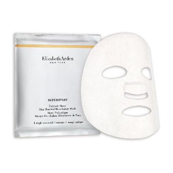 SUPERSTAR Probiotic Boost Skin Renewal Biocellulose Mask, Elizabeth Arden