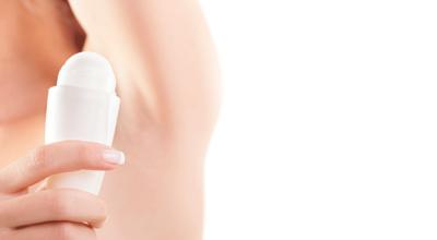 Desodorantes probados y aprobados