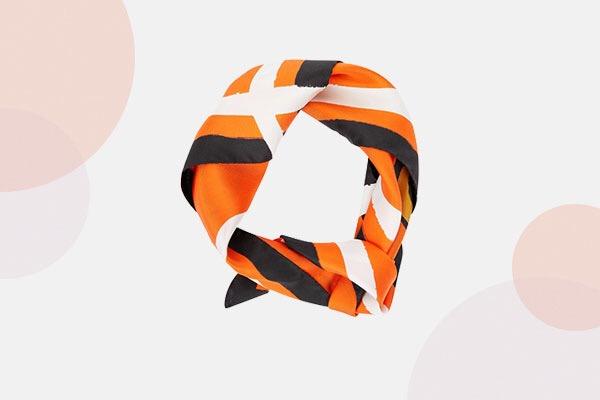 Mascada Naranja