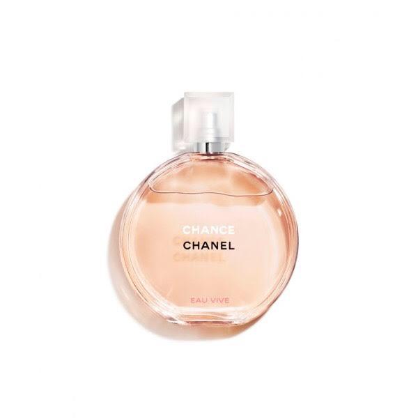Eau Vive de Chanel
