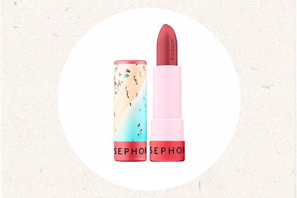 Lipstick y blush