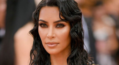 peinado kim kardashian met gala 2019