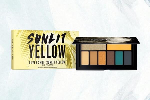 COVERSHOT: SUNLIT YELLOW
