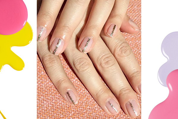 Nail Art Para Uñas Cortas The Beauty Effect