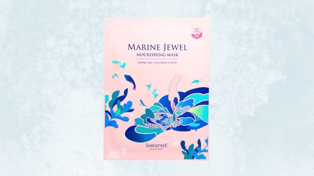 Marine Jewel Nourshing Mask