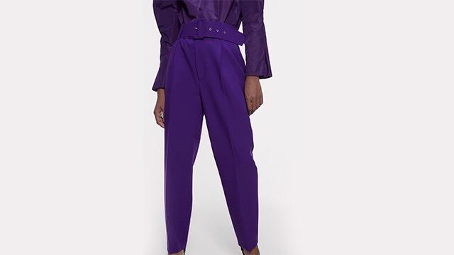Pantalón Violeta