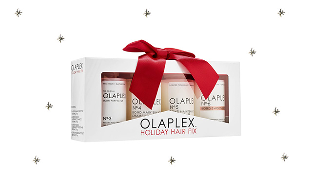 Holiday Hair Fix