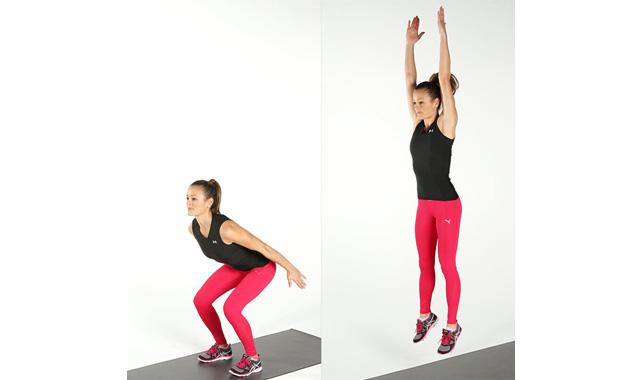ejercicio-quema-grasa-squat-jump