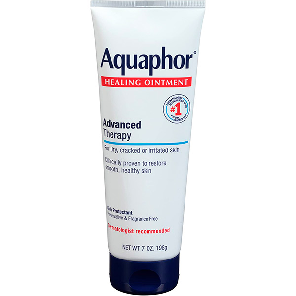 Aquaphor Healing Ointment for Dry/Cracked/Irritated Skin