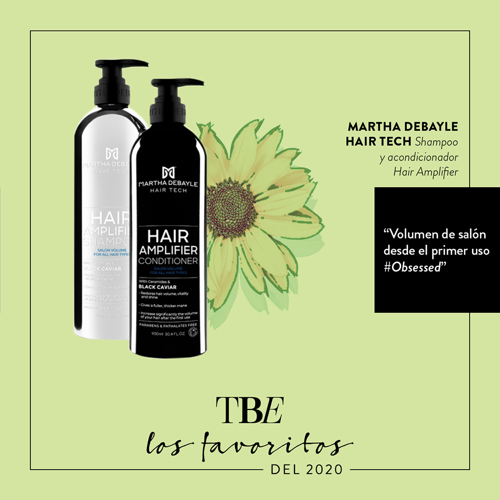 Shampoo y acondicionador Hair Amplifier MD Hairtech