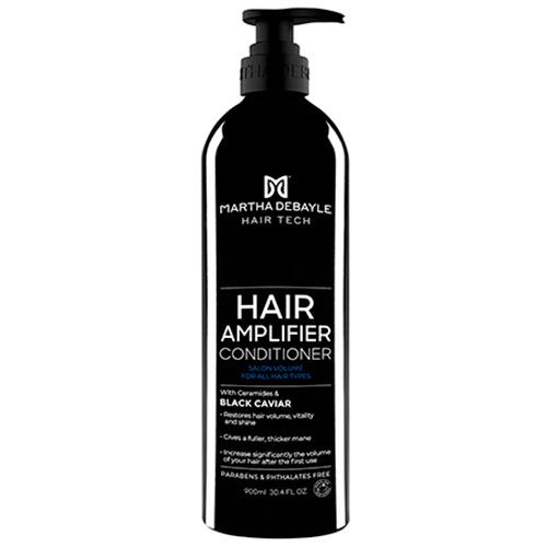 Hair Amplifier Conditioner de Martha Debayle Hairtech